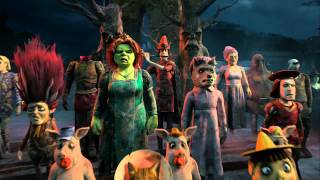 """Shrek"" Special De Halloween ""Español Latino"" (THRILLER) HD"