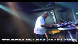 PHAROAHE MONCH HARD CLUB PORTO 5 NOV 2011 ( 2ª PARTE )