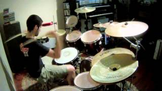 Ivan Mezzacapa - Limp Bizkit - Hot Dog (Drum Cover)