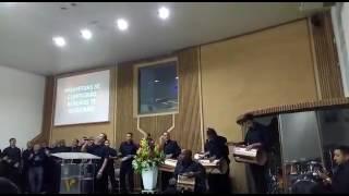 O Novo De Deus Chegou /Homens De  valor