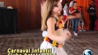 Carnaval Infantil Clube Astréa 2012