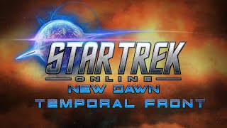 Star Trek Online: Official Temporal Front Trailer