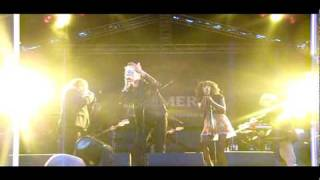 Alabama 3 Bad to the bone live in Leopardstown 5 aug 2010