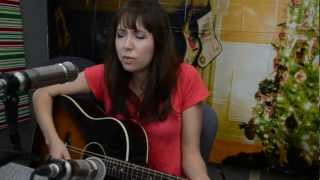 """Francesca Battistelli sings """"Joy To The World"""" live for our Christmas special"""