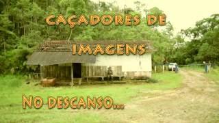 Piando Inhambu-Guaçu.
