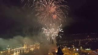 Fireworks Iași - Revelion 2017