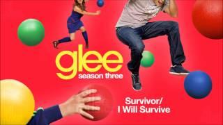 Survivor / I Will Survive | Glee [HD FULL STUDIO]