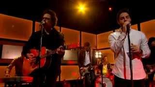 Darin och Eagle Eye Cherry- Dream Away LIVE i Nyhetsmorgon