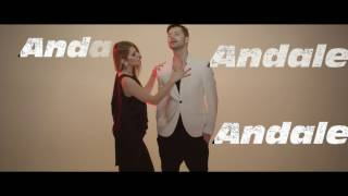 Akcent feat Lidia Buble - Andale  (Lyrics )