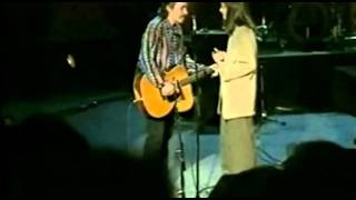 John Prine & Nanci Griffith - The Speed Of The Sound Of Loneliness