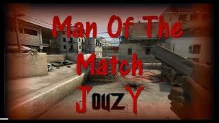 Man Of The Match | JouzY