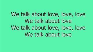 chain reaction lyrics