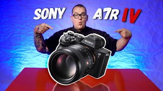 Sony a7RIV Announcement - 61Mpx, Video Eye-AF, Dual UHS-II