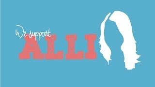 WE LOVE YOU ALLI - SUPPORT MONTAGE