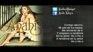 Rendirme En Tu Amor Anahi y Carlos Ponce (Con Letra) Novela Dos Hogares Tema De Salida