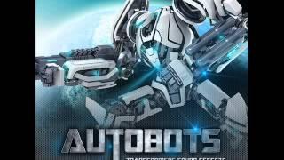 Autobots - Transformers Sound Effects, Sound Design WAV Robot Elements for Download