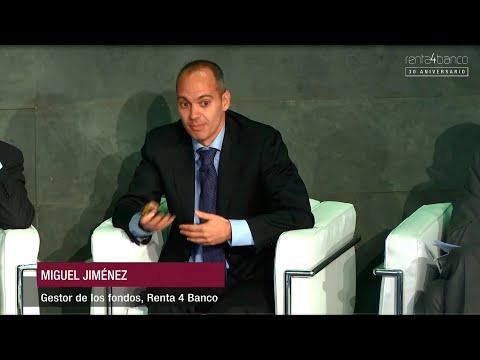 Jornada financiera Renta 4 Banco: 2016 ¿Tomar riesgos o preservar el patrimonio? Intervención de D. Miguel Jiménez