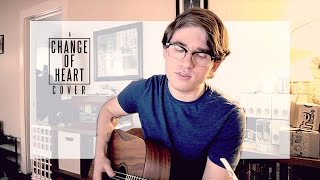 The 1975 - A Change Of Heart (Acoustic Cover by Chad Sugg)