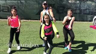 Dura By Daddy Yankee/Zumba Fitness/ New Choreography By Omur Abay / 2018 / zumba Great Choreo
