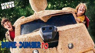 Dumb And Dumber To | Road Trip Scene | Jim Carrey & Jeff Daniels