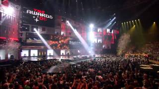 Sugababes - Hole In The Head (TMF Awards 2005)