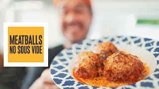 Meatballs no Sous Vide | Só Vide #267
