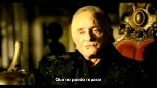 Hurt - Johnny Cash - subtitulado HD