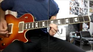 One Direction Little Black Dress Guitar Cover TAB Chord How to play
