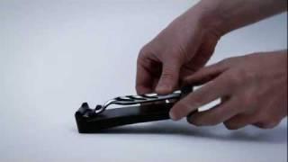 How To Use RazorSharp - Razor Blade Sharpener