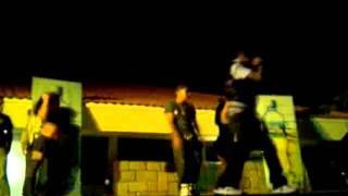 Kasanova - Yo no se (Live) (Machala 2011)