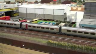 TGV Lyria Trix HO