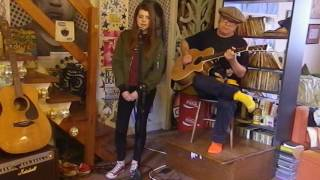 The Ronettes - Baby I Love You - Acoustic Cover - Jasmine Thorpe & Danny McEvoy