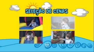ARCA DE NOÉ / FOTO E FILMAGEM / FESTA INFANTIL /  MENU DVD INFANTIL