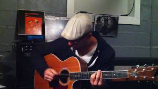 Animal by Miike Snow (Acoustic Cover)