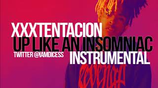 "Xxxtentacion ""Up Like An Insomniac"" Instrumental Prod. by Dices *FREE DL*"