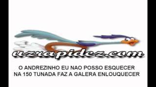 MC MARCINHO DE FORTAL - U´Z RAPIDEZ.COM (LETRA)