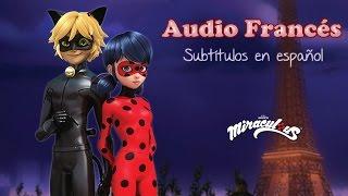 Miraculous Ladybug: Opening Audio Francés - Subtítulos en Español