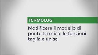 Come si modifica il modello di ponte termico per evitare la muffa