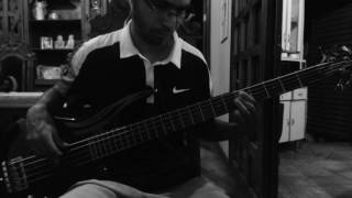 "Natiruts feat. Edson Gomes - Malandrinha ""Ao Vivo"" (Baixo / Bass Cover)"