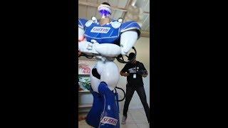 Robo Dançando ( Olha a Explosão )