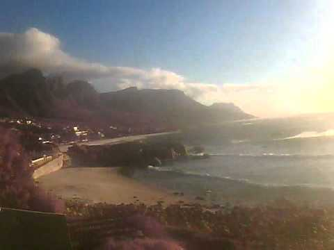 Timelapse Video – Glen Beach & Camps Bay – 23/11/2010