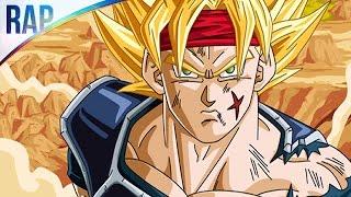 Rap do Bardock (Dragon Ball) | RapTributo KRC
