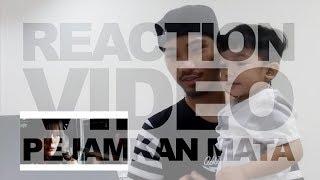 Reaction Video Pejamkan Mata