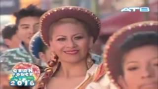 Figuras Caporales TAYTAS | Centralistas San Miguel | Gran Poder - Bolivia 2016 [ATB]