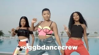 Burna Boy - On The Low (Best Official Group Dance Video) 2019
