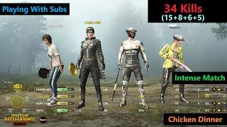 [Hindi] PUBG Mobile | Sub Games