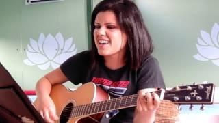Rita Lee- Agora só Falta Você- (Cover: Carina Almeida)