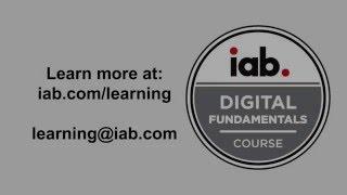 IAB Digital Fundamentals Course