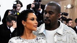 Are Kim Kardashian & Kanye West Headed For Divorce?