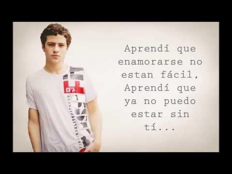 Solo Pensando En Ti de Alejandro Roca Rey Letra y Video